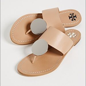 Brand New! Tory Burch Patos Disk Sandal
